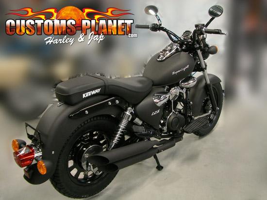 customs planet custom keeway une moto neuve pour le prix d 39 une occas. Black Bedroom Furniture Sets. Home Design Ideas